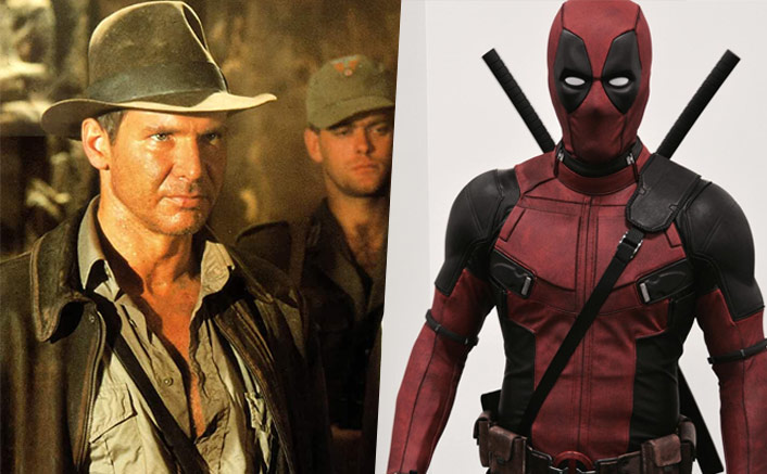 Ryan Reynolds REVEALS How Deadpool 2's This Scene Was Inspired From Harrison Ford's Indiana Jones
