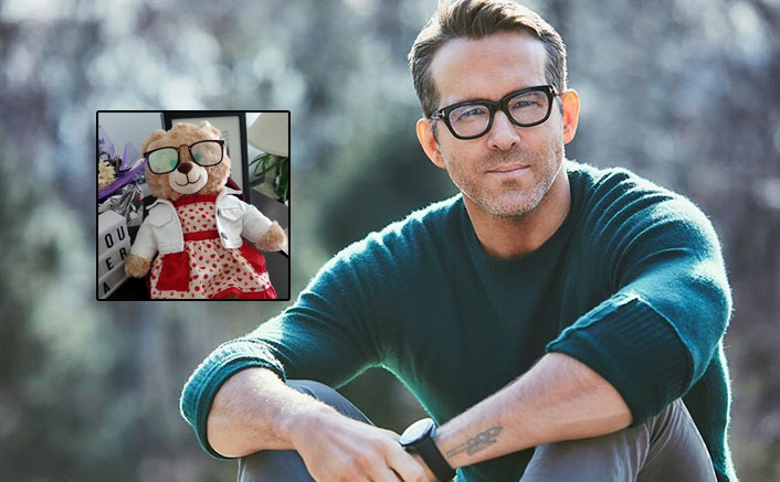 Ryan Reynolds Turns Real Life Superhero, Helps A Girl Find Her Missing Teddy Bear Which Has Last Memories Of Her Mother