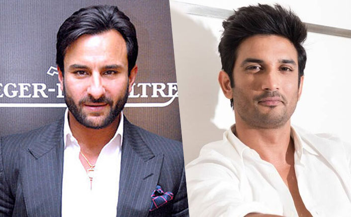 Saif Ali Khan Opens On Nepotism Debate Post Sushant Singh Rajput Death
