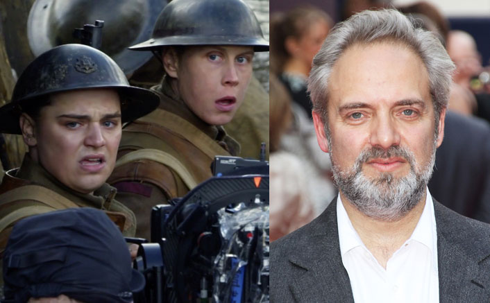 Sam Mendes: Making '1917' the most exciting job of my career