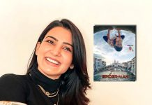 Samantha Akkineni gives Spider-Man a twist of yoga