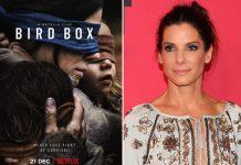 Sandra Bullock's Bird Box Sequel In Development At NetflixSays Author Josh Malerman