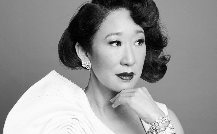 """Sandra Oh: """"You Can't Force Love To Happen"""""""