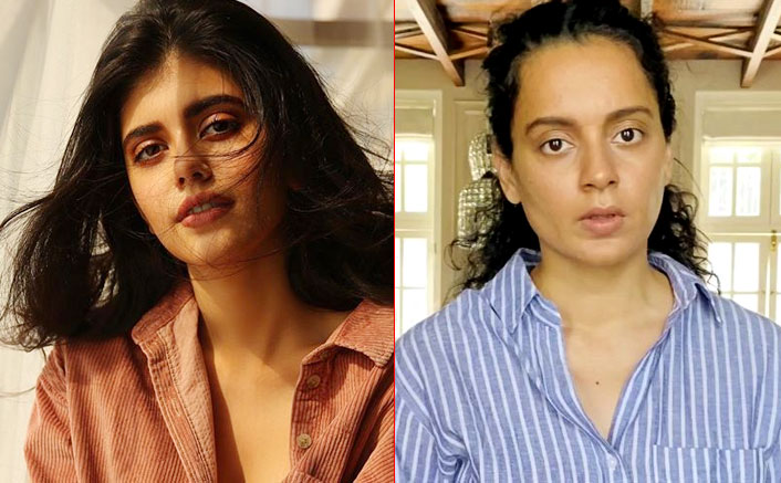 """Dil Bechara Actress Sanjana Sanghi On Kangana Ranaut's Remark Over Sushant Singh Rajput #MeToo Row: """"Nobody Is In Authority To Decide What's Late"""""""
