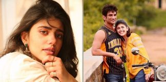 Sanjana Sanghi on bonding with Sushant Singh Rajput