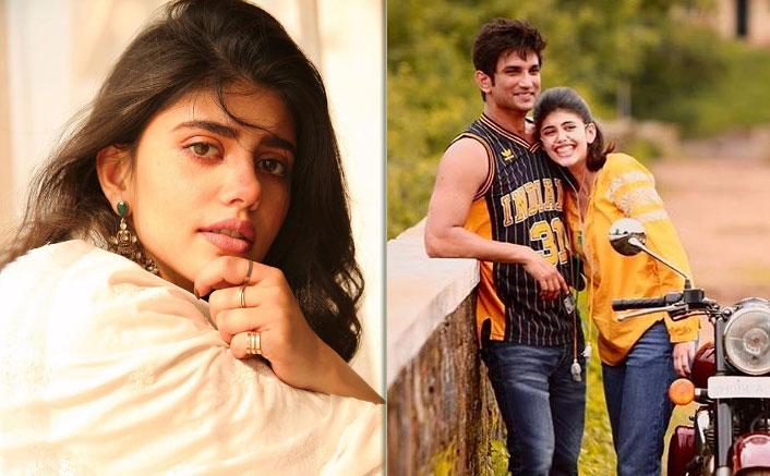 Sanjana Sanghi Opens Up On Bonding With Sushant Singh Rajput