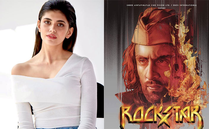 Sanjana Sanghi REVEALS How She Landed The Role Of Mandy In Ranbir Kapoor's Rockstar