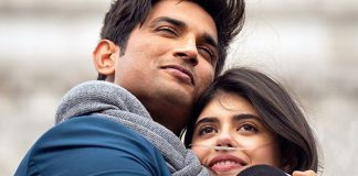 Sanjana Sanghi recalls first day at shoot with Sushant Singh Rajput