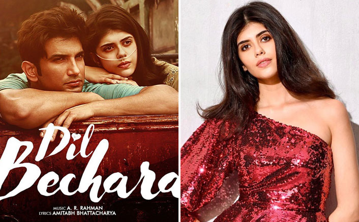 """Dil Bechara Actress Sanjana Sanghi: """"As An Actor, I Personally Felt A Lot Of The Emotions That My Character Kizie Underwent"""""""