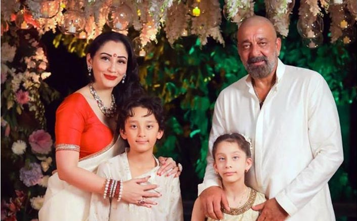 "Sanjay Dutt's Wife Maanayata Dutt Prays For Peace & Positivity Of Their Kids: ""Sands Are Shifting..."""