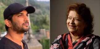 Saroj Khan's last Instagram post was in memory of Sushant Singh Rajput