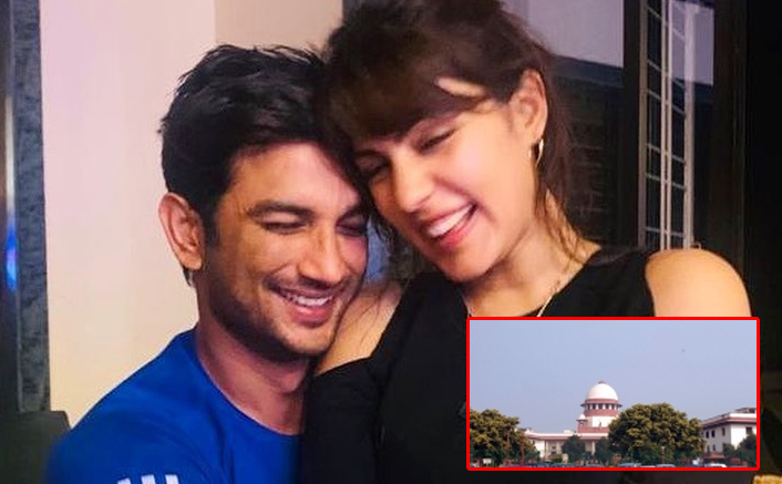 Sushant Singh Rajput's Father Files A Caveat On Rhea Chakraborty's Petition In Supreme Court