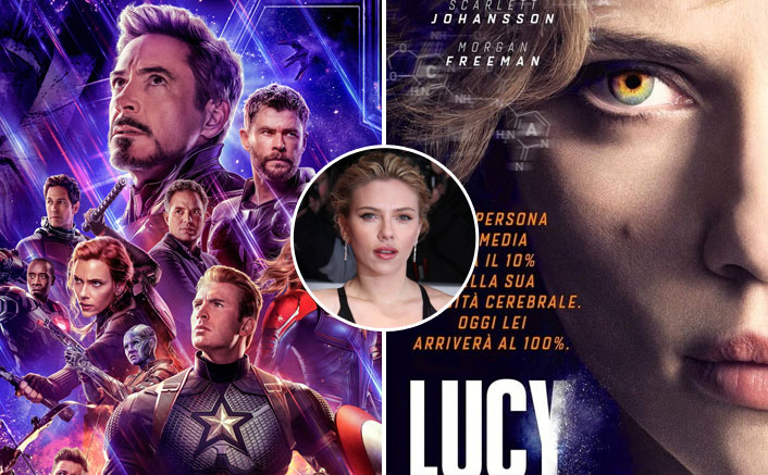 Scarlett Johansson At The Worldwide Box Office: From Avengers: Endgame To Lucy, Top 10 Grossers Of Our Very Own Black Widow