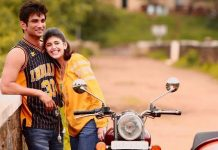 See you soon: Co-star Sanjana to Sushant on 'Dil Bechara' release day