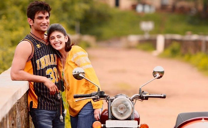 """Dil Bechara Fame Sanjana Sanghi Remembers Her Co-Star Sushant Singh Rajput: """"I Hope You're Looking Over Us"""""""