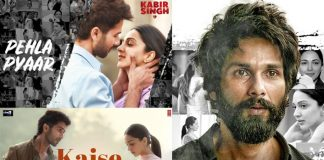 Shahid Kapoor's Kabir Singh's music album crosses massive 1 billion streams on a popular music streaming platform