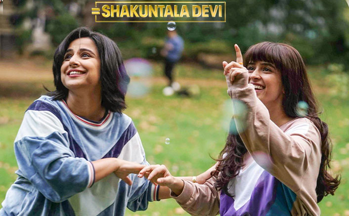 Shakuntala Devi Movie Review: It Can't Solve The Problem Of Bollywood's Attempts At Baffled Boisterous Biopics!
