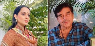 Shatrughan Sinha Sides With Kangana Ranaut, Says People Are Jealous Of Her Success And Bravery