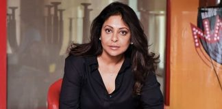 Shefali Shah pens quarantine poetry