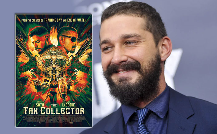 Shia LaBeouf Starrer 'The Tax Collector' Gets Accused Of Brown-Facing