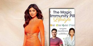 Shilpa Shetty co-authors digital book on emotional wellness