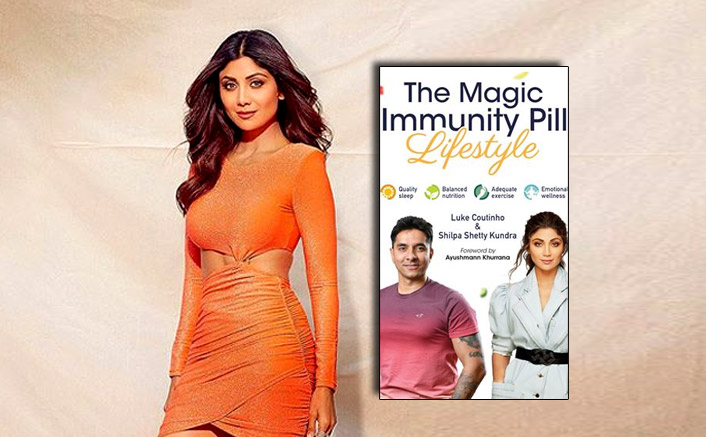 Shilpa Shetty co-authors digital book on emotional wellness