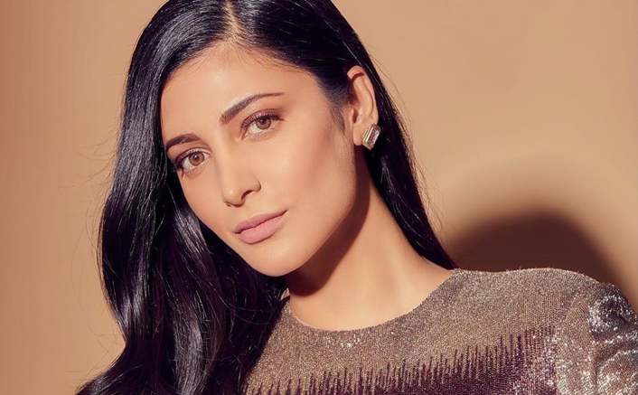 """Shruti Haasan On Nepotism: """"Doors Opened For Me Because Of My Surname, Cannot Deny That"""""""