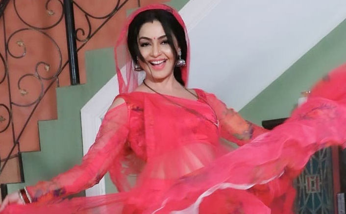 Bhabi Ji Ghar Par Hai Fame Shubhangi Atre Feels The Show Will Reduce Current Stress