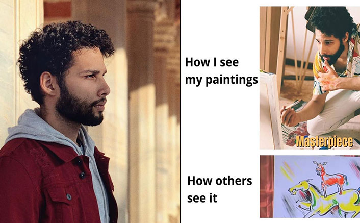 Siddhant Chaturvedi Shares Some Hilarious Memes On Himself & We Can't Stop Laughing
