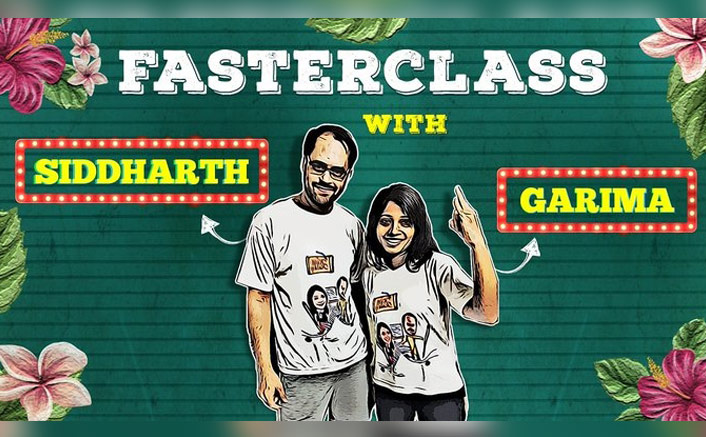 Bajirao Mastani Writers Siddharth & Garima Launch FasterClass To Inspire Budding Writers(Pic credit: Instagram/siddharthgarima)