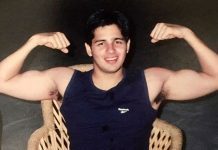 Sidharth Malhotra shares a glimpse of his 'good old college days'