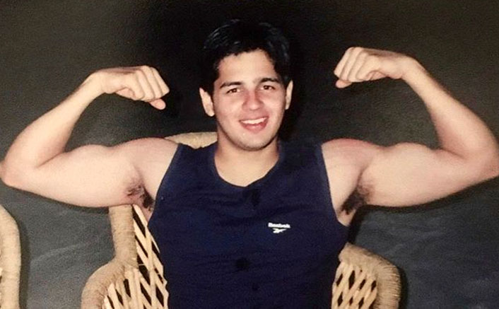 Sidharth Malhotra Shares The Most Nostalgic Throwback Pic From His College Days!