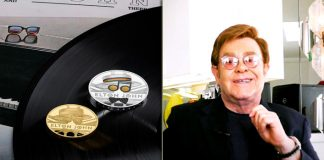 Sir Elton John Honoured By Britain's Royal Mint With New Commemorative Coin