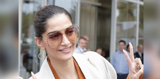 Sonam Kapoor Flies To London Amid The COVID-19 Pandemic