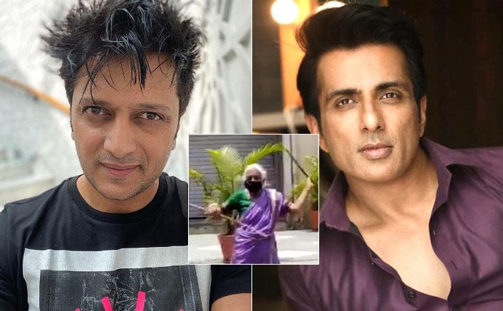 Sonu Sood & Riteish Deshmukh Extend Support To Warrior Aaji Maa, Deets Inside!