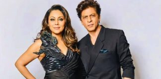 SRK wants wife Gauri to refurbish his office ceiling