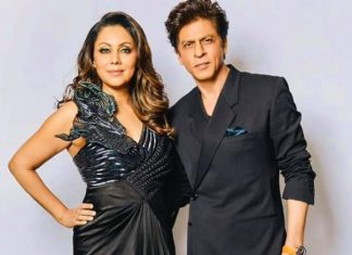 SRK wants wife Gauri to refurbish his office ceiling
