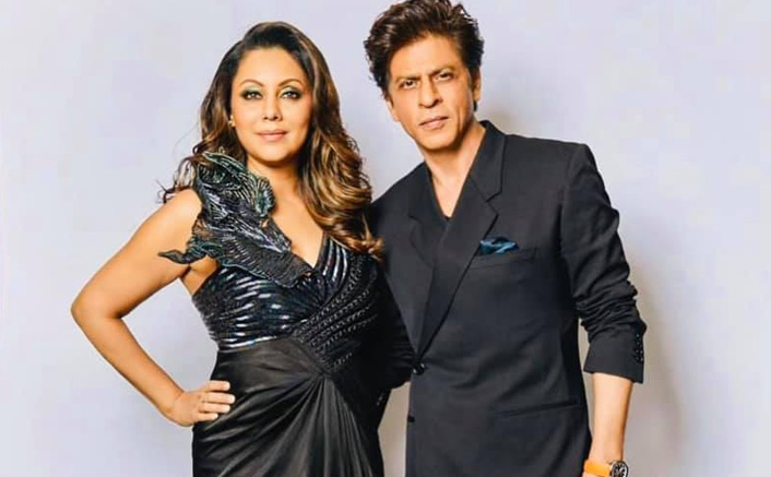 Shah Rukh Khan Asks Wife Gauri To Refurbish His Office Ceiling & Fans Can't Stop Gushing