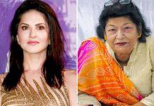 Sunny Leone recalls 'brief encounter' with Saroj Khan teaching her folk dance