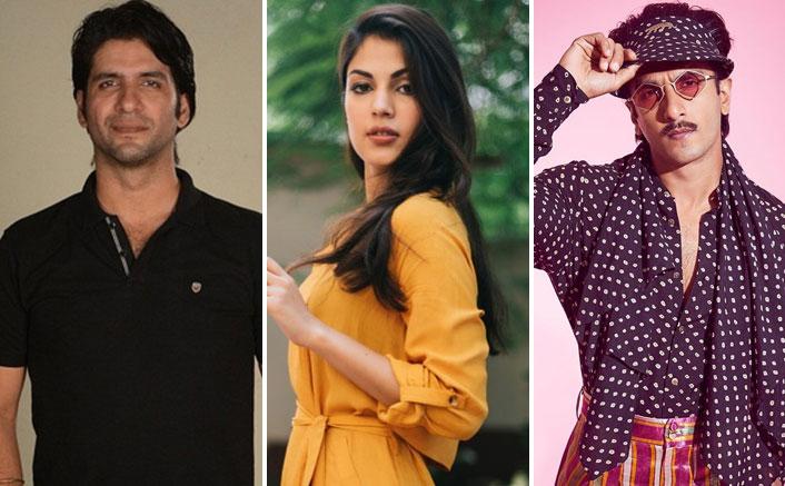 """Sushant Singh Rajput Death: Josh Actor Puneet Vashist Calls Rhea Chakraborty 'K*tiya'; Says, """"Ye Ch*tiya Hai Sa*la Ranveer Singh..."""""""