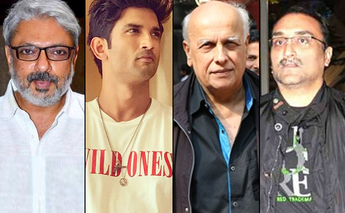 Sushant Singh Rajput Death Row: After Aditya Chopra & Sanjay Leela Bhansali, Now Mahesh Bhatt Record Statement At Police Station
