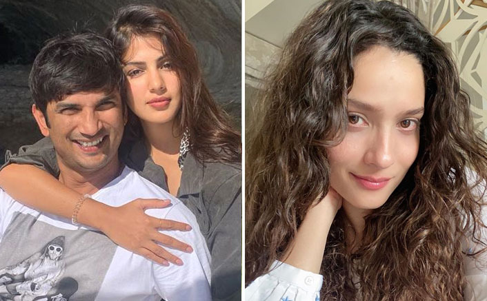 Sushant Singh Rajput Death: Ankita Lokhande Posts A Cryptic Tweet After FIR Against Rhea Chakraborty By The Late Actor's Dad