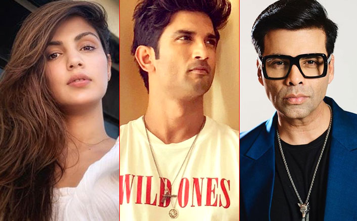 Sushant Singh Rajput's Money Spent By Rhea Chakraborty To Be Investigated By Police; Karan Johar Unlikely To Be Questioned?