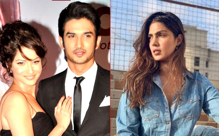 Sushant Singh Rajput Told Ankita Lokhande That Rhea Chakraborty Was Harassing Him?