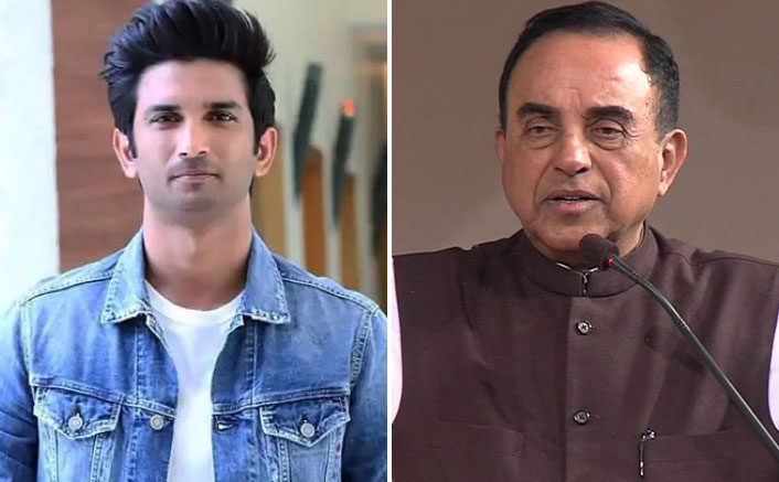 Sushant Singh Rajput Was Murdered: Subramanian Swamy Explains His Theory With 26 Points