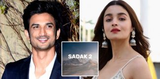 Sushant's family launches 'Nepometer', rates 'Sadak 2' as 98 per cent nepotistic!