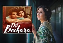 Swastika Mukherjee: I was too emotional to watch 'Dil Bechara'