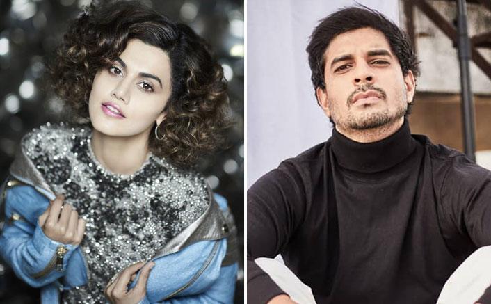 "Tahir Raj Bhasin On Looop Lapeta Co-Star Taapsee Pannu: ""She Exudes This Infectious Positivity"""