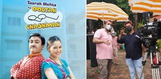 Taarak Mehta Ka Ooltah Chashmah Cast FINALLY Starts Shooting Again!