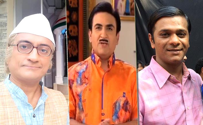 Taarak Mehta Ka Ooltah Chashmah: Dilip Joshi, Amit Bhatt & Tanmay Vekaria Had Together Been Part Of A Bollywood Film, Can You Guess It?